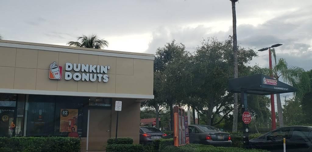 Dunkin | bakery | 10019 Sunset Strip, Sunrise, FL 33322, USA | 9547479570 OR +1 954-747-9570
