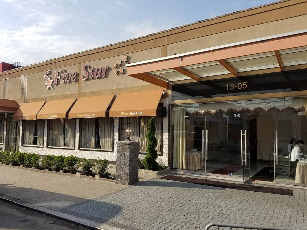 Five Star Banquet | restaurant | 13-05 43rd Ave, Long Island City, NY 11101, USA | 7187848484 OR +1 718-784-8484