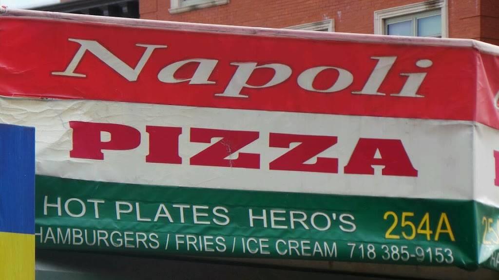Napoli Pizzeria | restaurant | 254 Livonia Ave # A, Brooklyn, NY 11212, USA | 7183859153 OR +1 718-385-9153