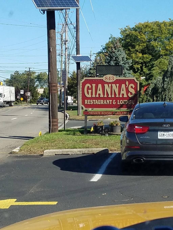 Giannas | night club | 843 Washington Ave, Carlstadt, NJ 07072, USA | 2014607997 OR +1 201-460-7997