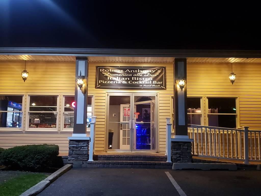"""Domenica alle Due"" - Robert Anthonys Italian Bistro, Pizzeria  | restaurant | 257 Echo Ave, Sound Beach, NY 11789, USA | 6318494809 OR +1 631-849-4809"