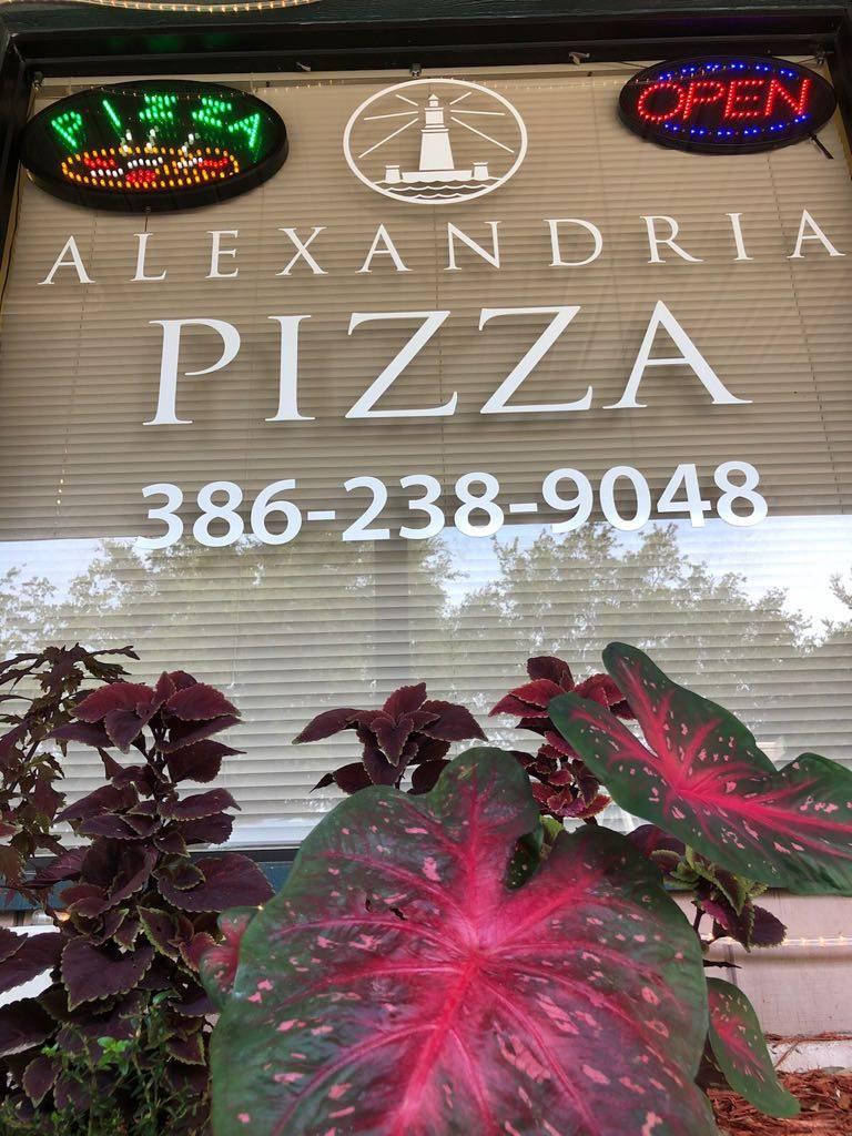 Alexandria Pizza   meal delivery   996 Derbyshire Rd, Daytona Beach, FL 32117, USA   3862389048 OR +1 386-238-9048