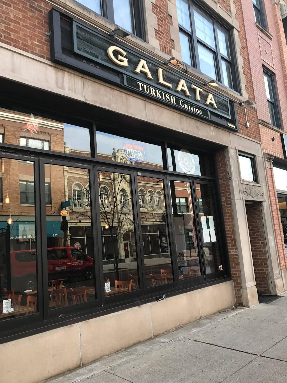 Galata | restaurant | 717 W Maxwell St, Chicago, IL 60607, USA | 3127335900 OR +1 312-733-5900