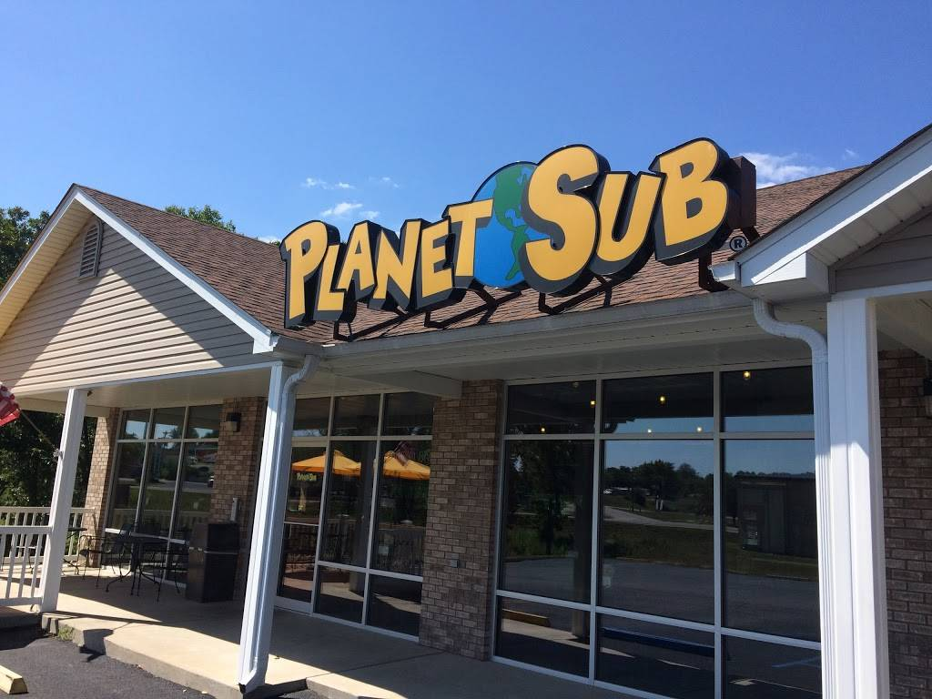 Planet Sub | meal takeaway | 194 N Old Hwy 66, Bourbon, MO 65441, USA | 5737323263 OR +1 573-732-3263