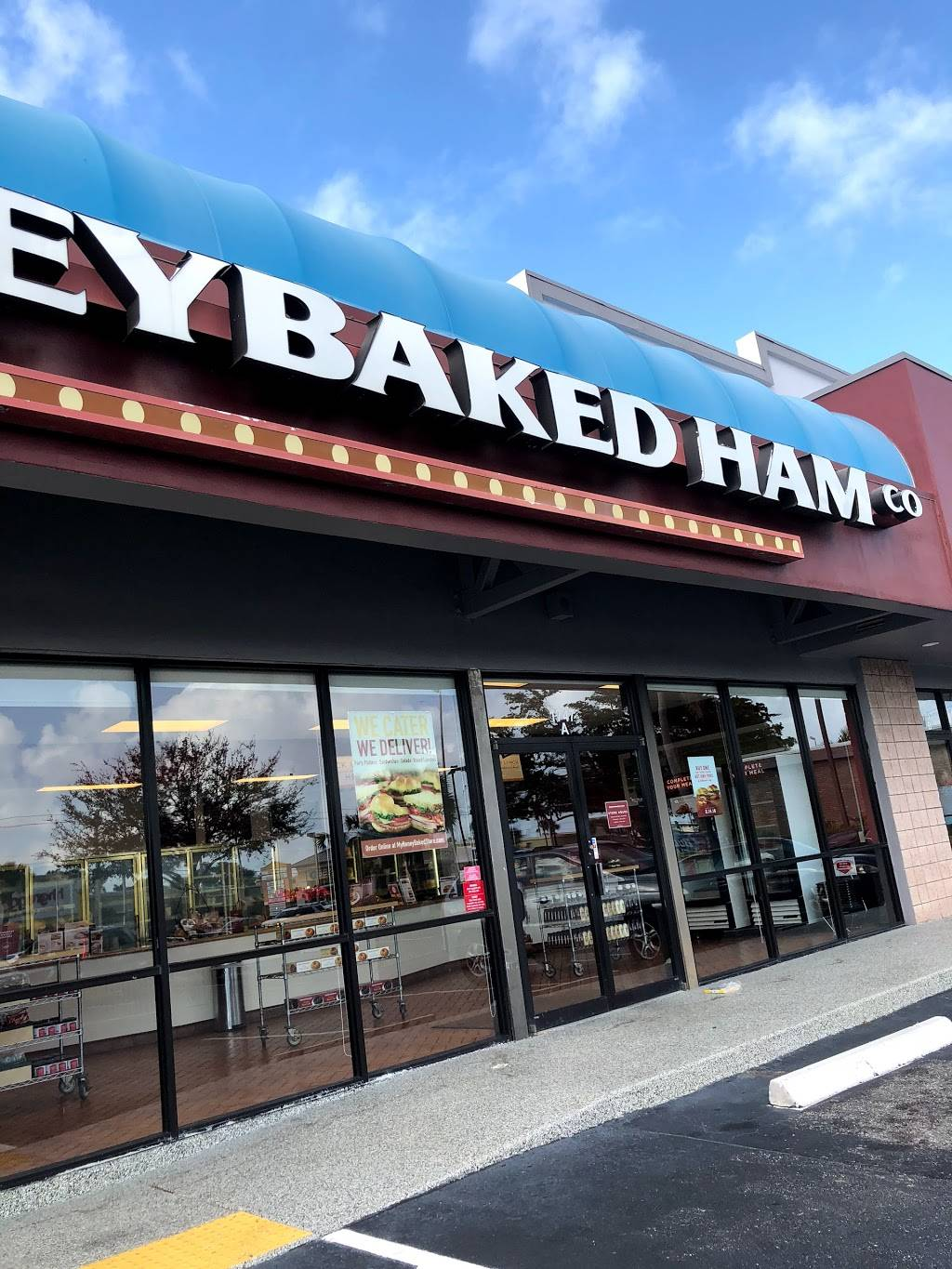 The Honey Baked Ham Company | meal takeaway | 1747 N Federal Hwy, Fort Lauderdale, FL 33305, USA | 9545632331 OR +1 954-563-2331