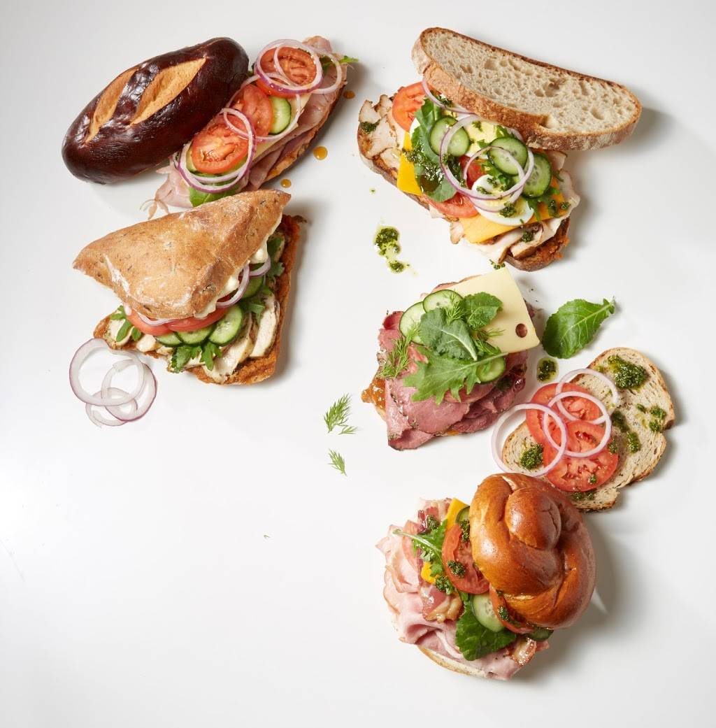 Sandwiches at Whole Foods Market   restaurant   1640 Chicago Ave, Evanston, IL 60201, USA   8477331600 OR +1 847-733-1600