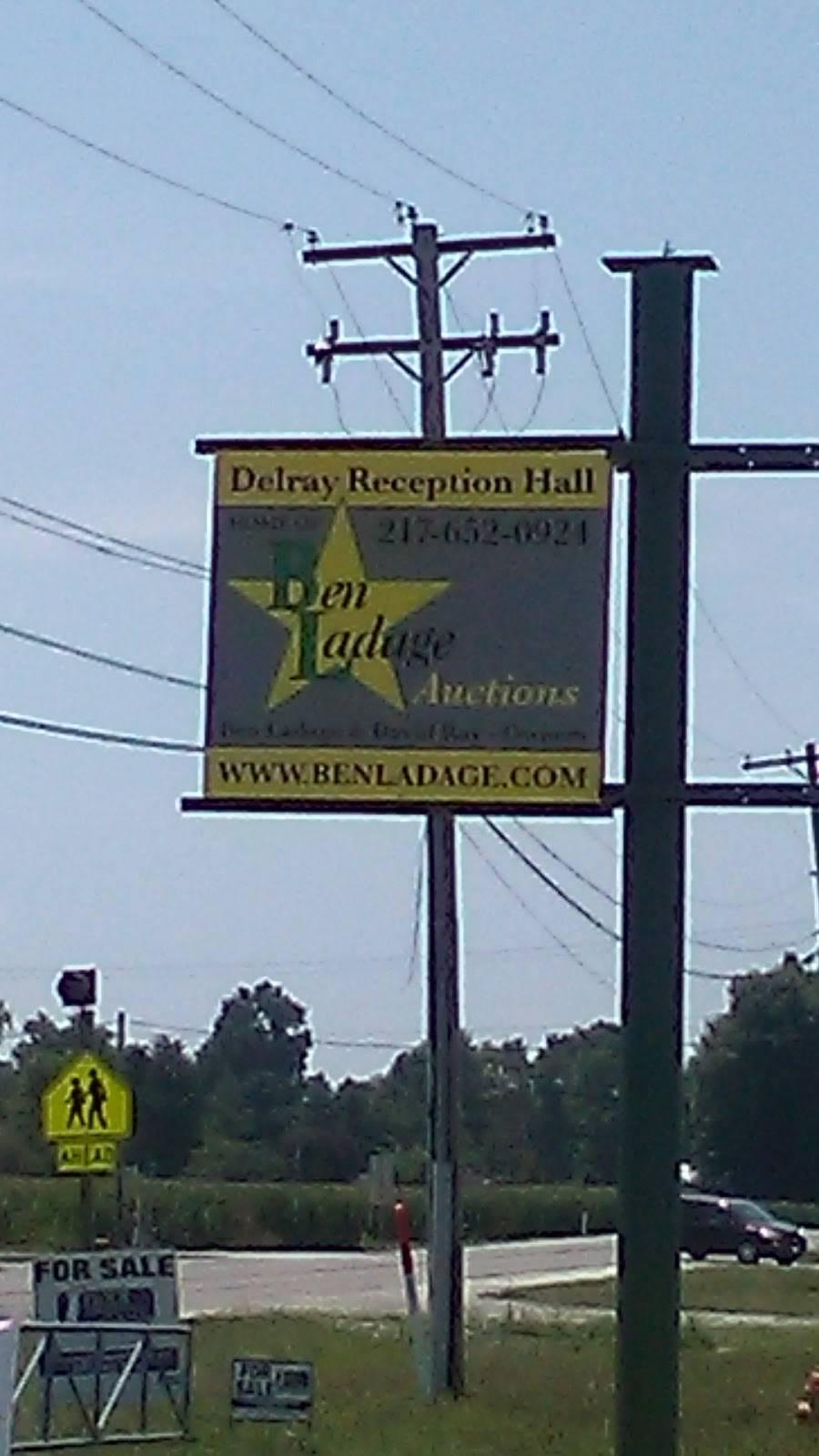 DELRAY Reception Hall   restaurant   13575 IL-4, Auburn, IL 62615, USA   2176520924 OR +1 217-652-0924