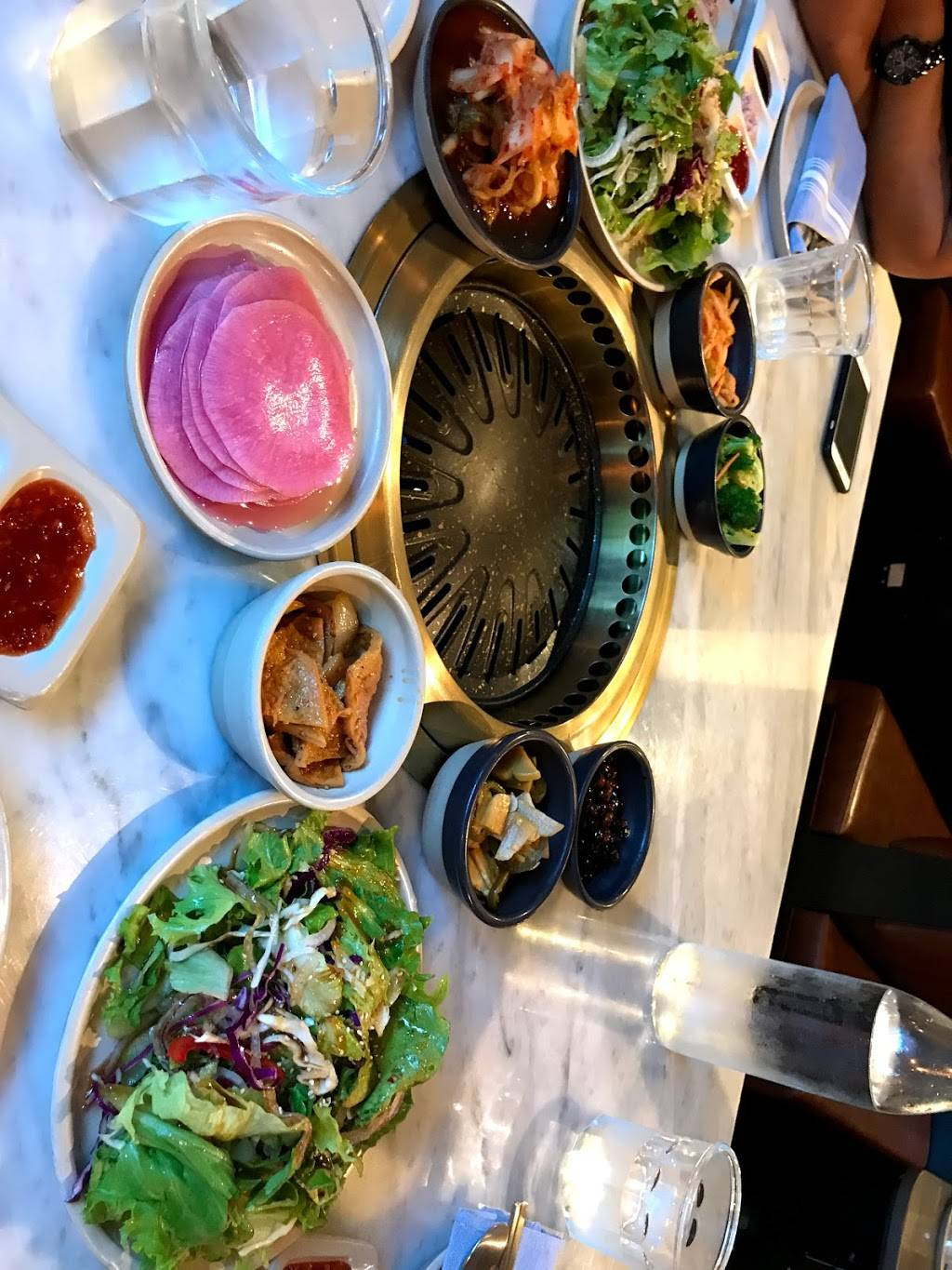 ARI Korean BBQ & The Cakeshop | restaurant | 9700 Medlock Bridge Rd Suite 112, Johns Creek, GA 30097, USA | 7708028800 OR +1 770-802-8800