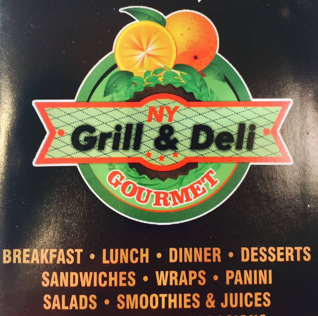NY GRILL AND DELI | restaurant | 191 Avenue A, New York, NY 10009, USA | 2122287878 OR +1 212-228-7878