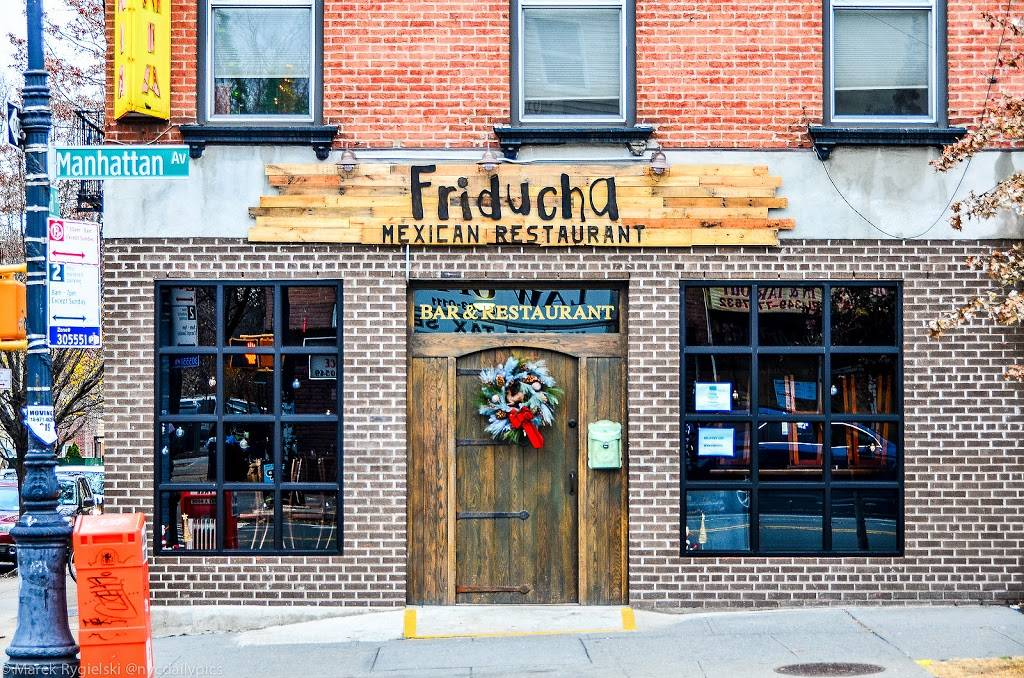 Friducha | restaurant | 946 Manhattan Ave, Brooklyn, NY 11222, USA | 7183830026 OR +1 718-383-0026
