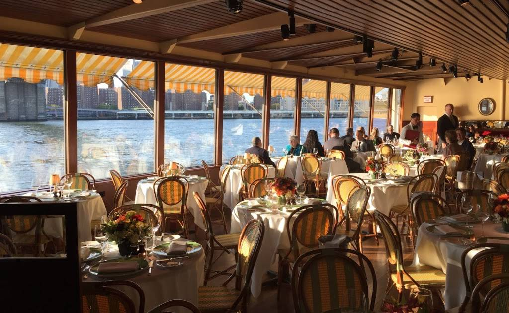 The River Café | restaurant | 1 Water St, Brooklyn, NY 11201, USA | 7185225200 OR +1 718-522-5200