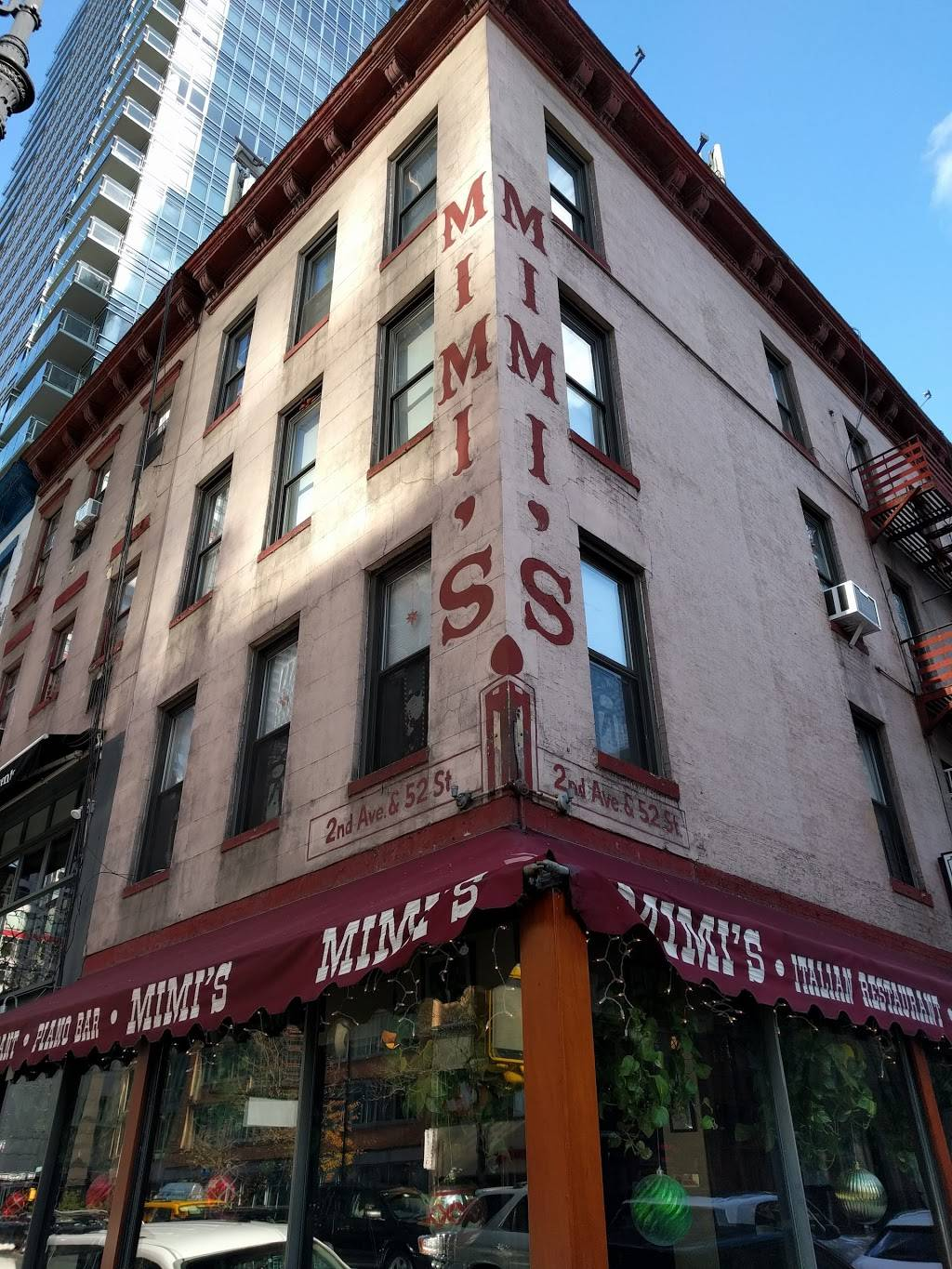Mimis | restaurant | 984 2nd Ave, New York, NY 10022, USA | 2126884692 OR +1 212-688-4692