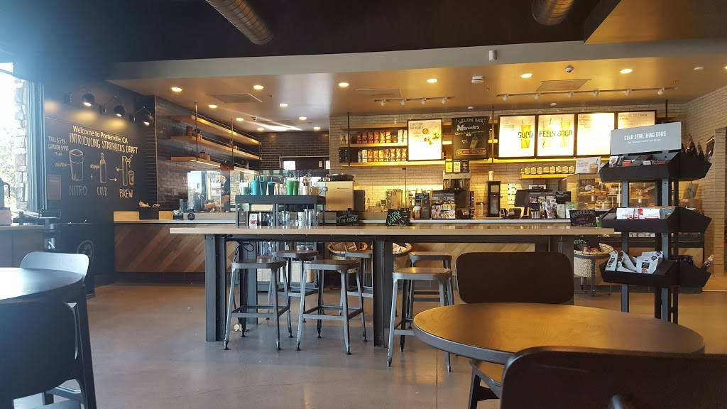 Starbucks   cafe   1187 W Henderson Ave Suite A, Porterville, CA 93257, USA   5597819246 OR +1 559-781-9246