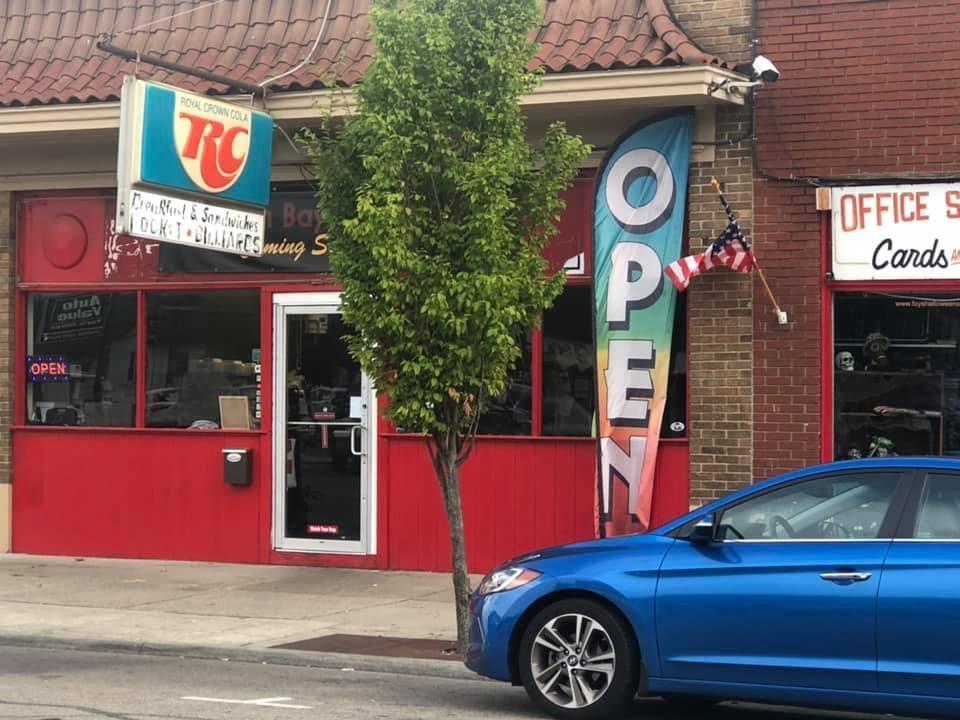 Bourbon Bayou Bistro   restaurant   22 E Main St, Fairborn, OH 45324, USA