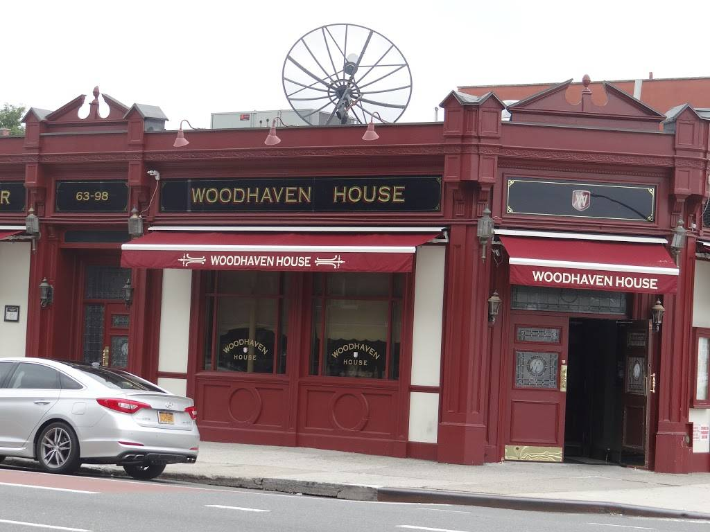 Woodhaven House | restaurant | 63-98 Woodhaven Blvd, Rego Park, NY 11374, USA | 7188945400 OR +1 718-894-5400
