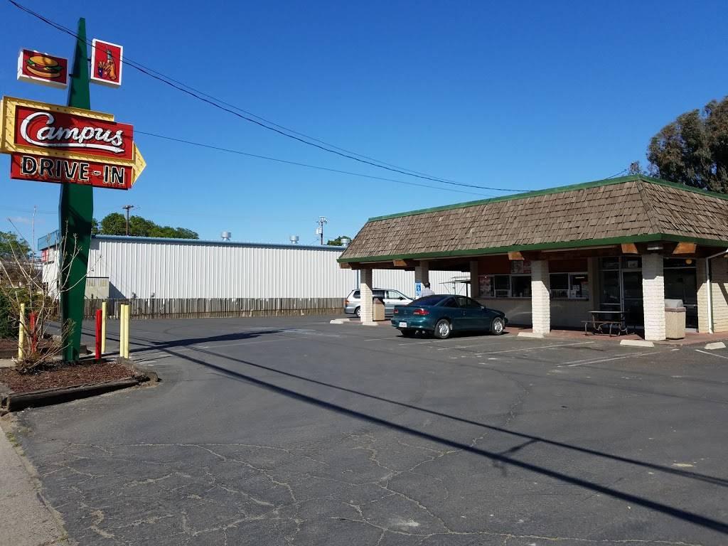 Campus Drive-In | restaurant | 660 E Elm Ave, Coalinga, CA 93210, USA | 5599351127 OR +1 559-935-1127