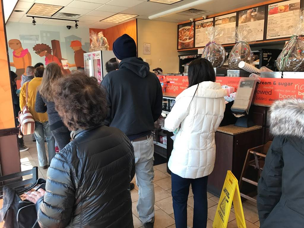 Dunkin Donuts   cafe   6010 80th St, Middle Village, NY 11379, USA   7184240615 OR +1 718-424-0615