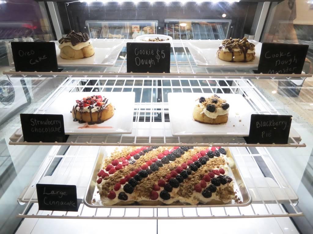 Cinnaholic   bakery   140 W Broad St Ste. 222, Athens, GA 30601, USA   7066089100 OR +1 706-608-9100