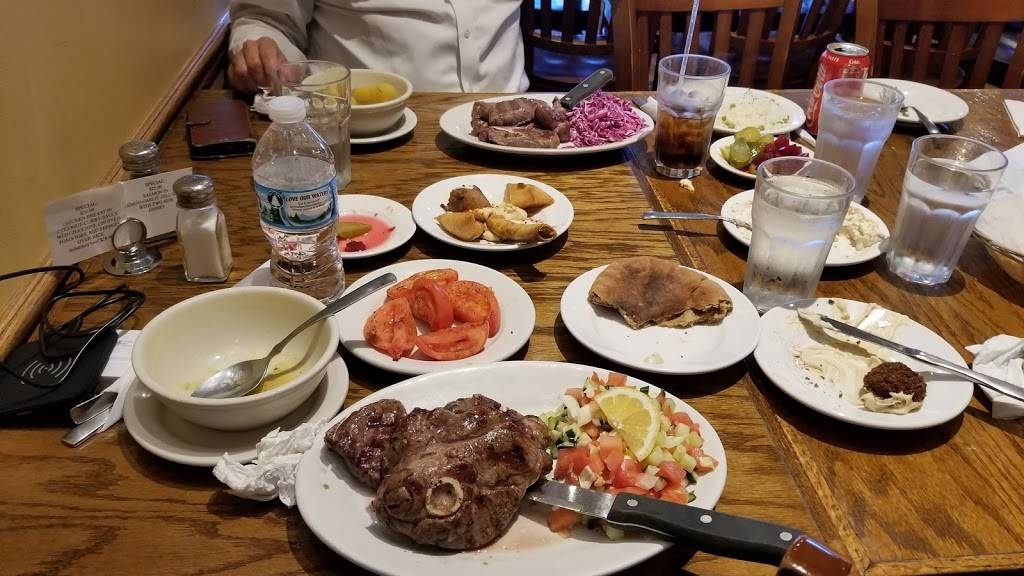 Taboun Grill   meal delivery   8808 Gross Point Rd, Skokie, IL 60077, USA   8479651818 OR +1 847-965-1818