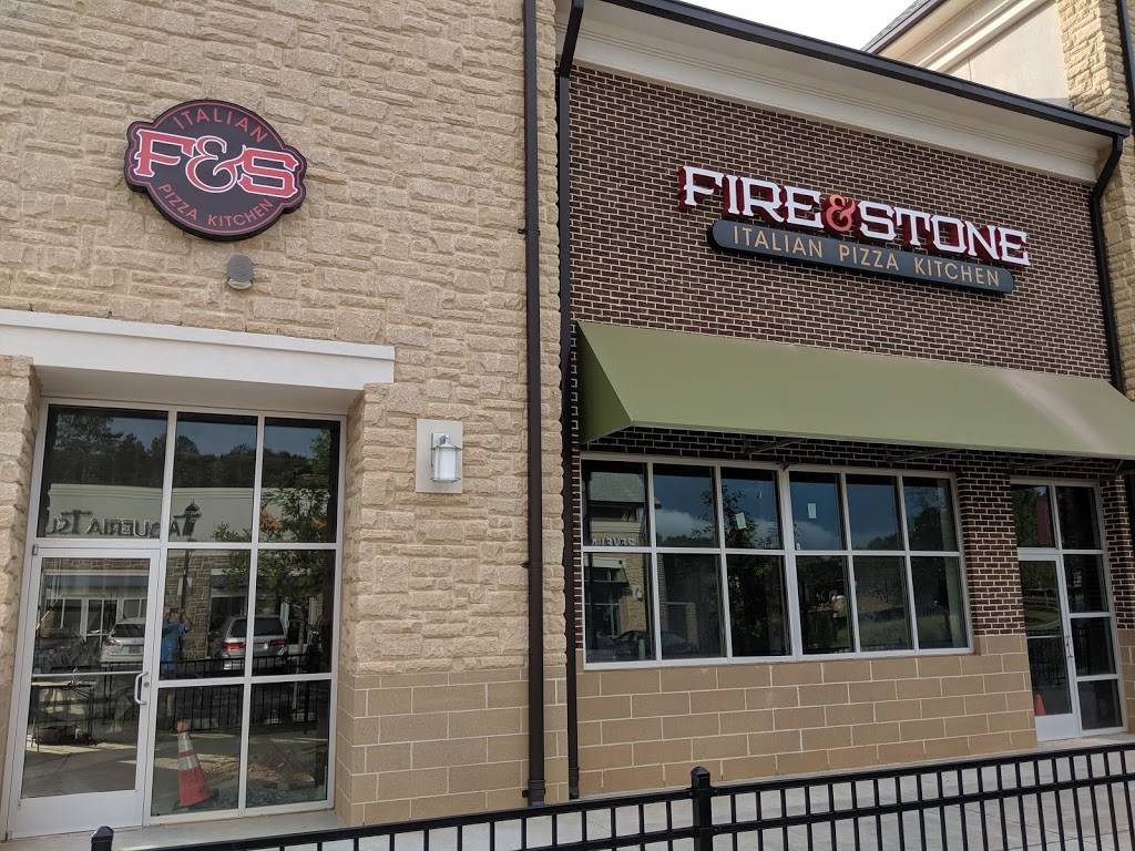 Fire & Stone Italian Pizza Kitchen | restaurant | 5100 Town Center Blvd, Peachtree Corners, GA 30092, USA