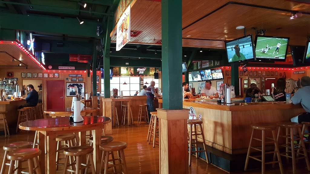 The WingHouse of Clearwater | restaurant | 2640 Gulf to Bay Blvd, Clearwater, FL 33759, USA | 7277249464 OR +1 727-724-9464