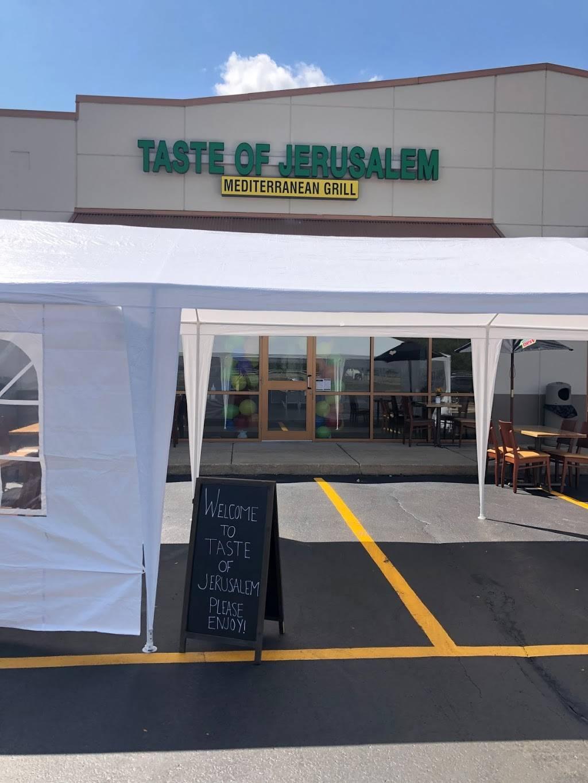 Taste of Jerusalem | restaurant | 16310 S Lincoln Hwy Unit 108, Plainfield, IL 60586, USA | 8157826500 OR +1 815-782-6500