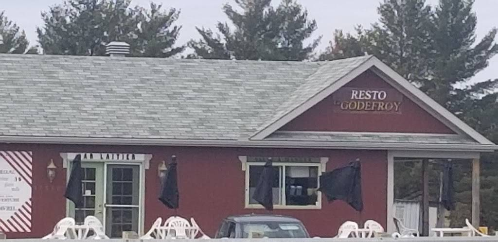 Resto Le Godefroy | restaurant | 17500 Boul Bécancour, Bécancour, QC G9H 1A4, Canada | 8192334884 OR +1 819-233-4884