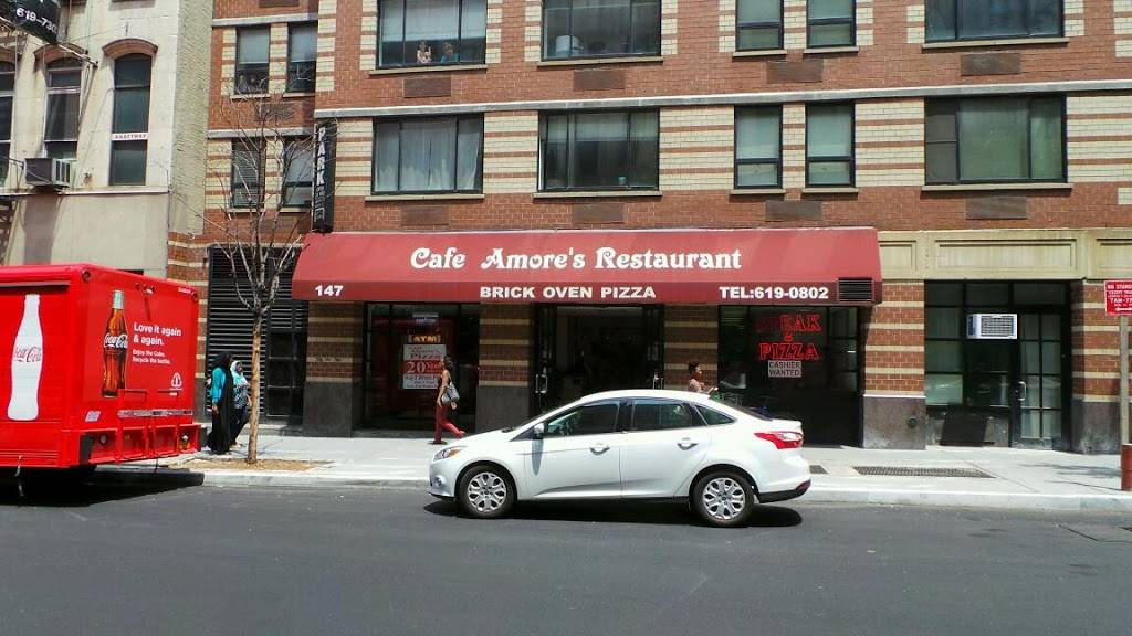 Cafe Amore Pizza   restaurant   1006, 147 Chambers St, New York, NY 10007, USA   2126190802 OR +1 212-619-0802