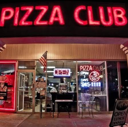 Pizza Club | meal delivery | 725 River Rd, Edgewater, NJ 07020, USA | 2019451111 OR +1 201-945-1111