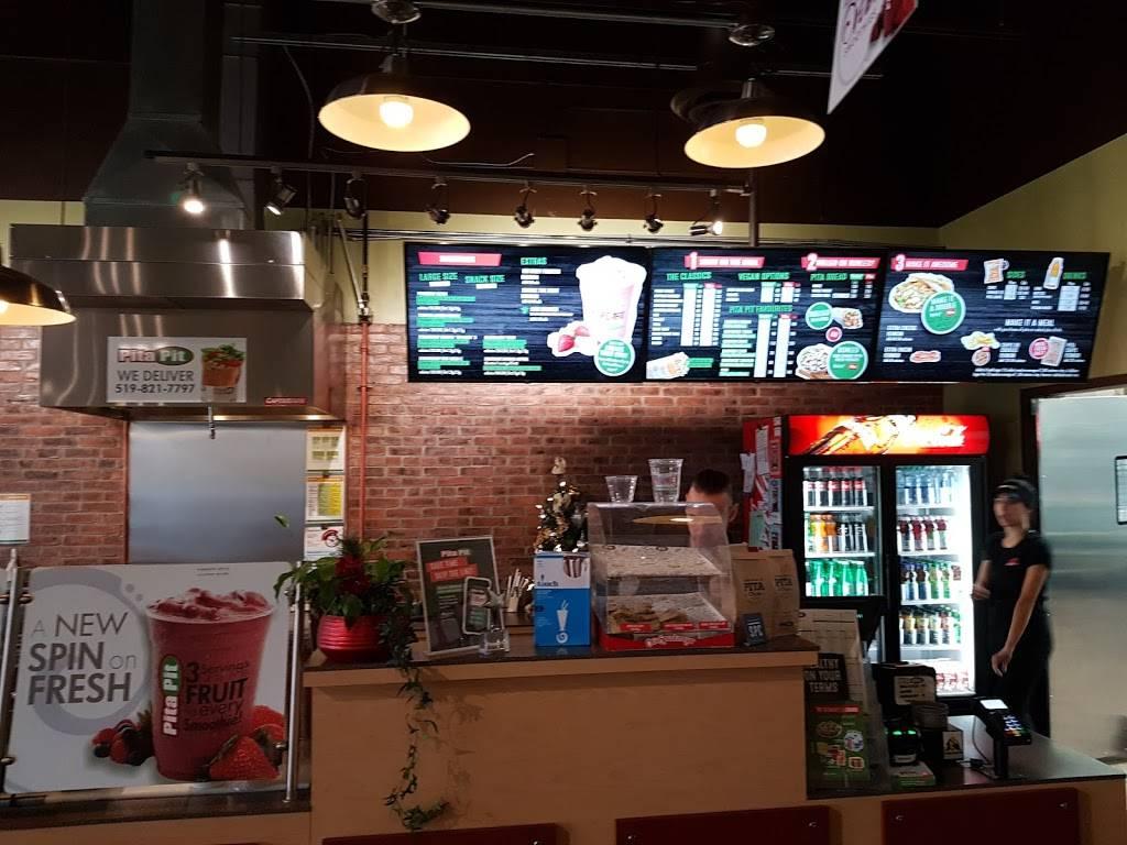 Pita Pit   restaurant   5 Woodlawn Rd W, Guelph, ON N1H 1G8, Canada   5198217797 OR +1 519-821-7797