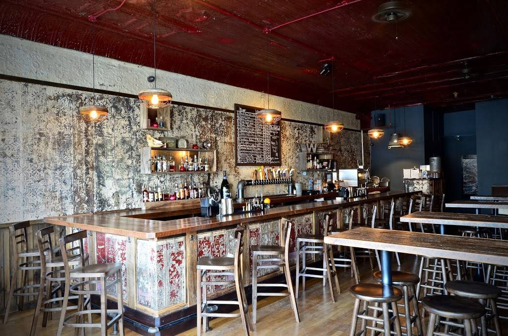 The Wilky | restaurant | 108 Patchen Ave, Brooklyn, NY 11221, USA | 7184847458 OR +1 718-484-7458