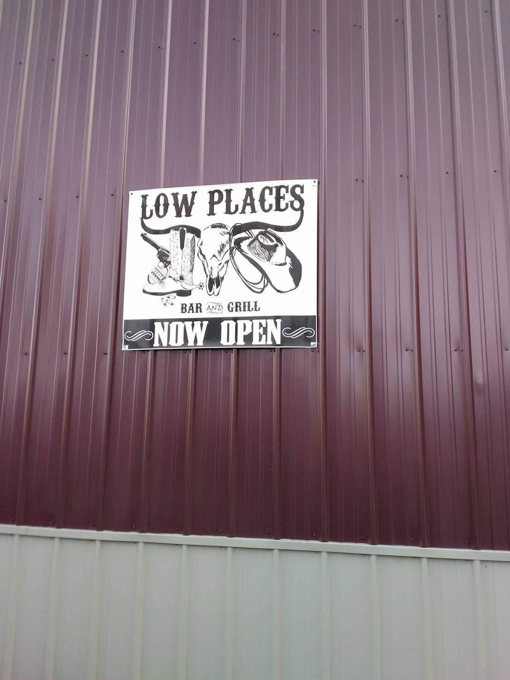 Low Places Bar and Grill (Formerly Frog Town Inn) | restaurant | 8131, 407 Central Dr, Cashton, WI 54619, USA | 6086545779 OR +1 608-654-5779