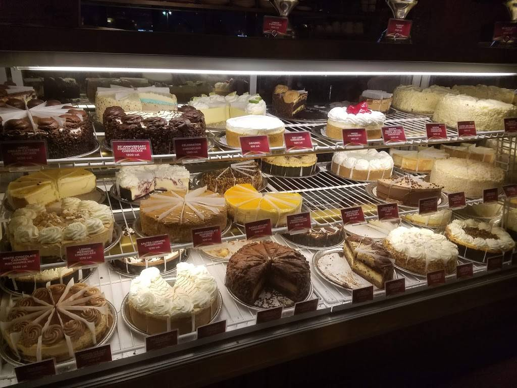 The Cheesecake Factory   restaurant   930 Milwaukee Ave, Lincolnshire, IL 60069, USA   8479552350 OR +1 847-955-2350