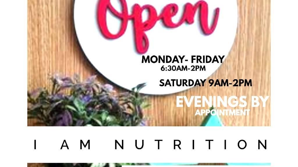 I AM NUTRITION | restaurant | 308 W Avenue F, Midlothian, TX 76065, USA | 9405367897 OR +1 940-536-7897