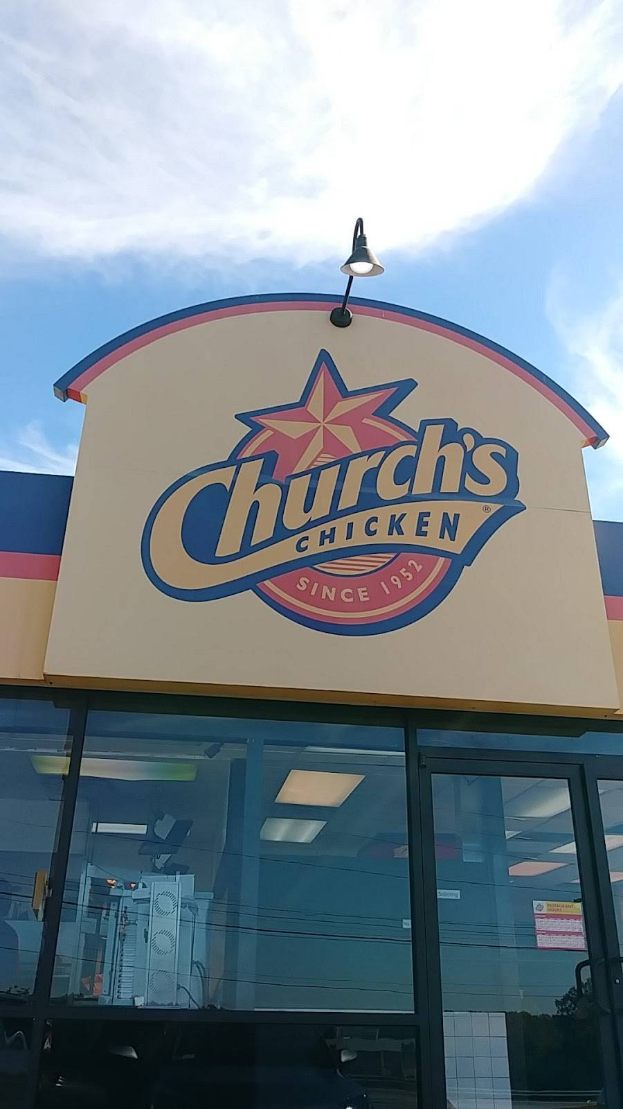 Churchs Chicken | restaurant | 2700 Candler Rd, Decatur, GA 30034, USA | 4042412116 OR +1 404-241-2116