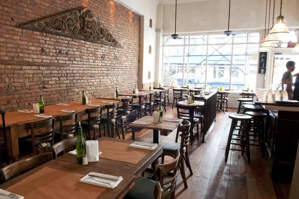 Malaparte | restaurant | 753 Washington St, New York, NY 10014, USA | 2122552122 OR +1 212-255-2122