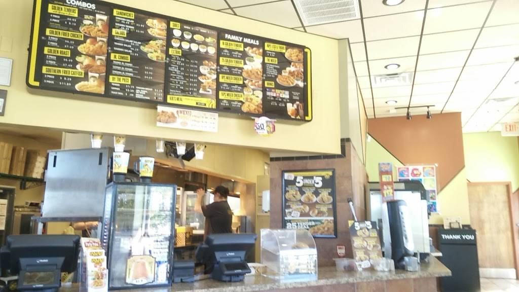 Golden Chick | meal takeaway | 1400 Turner Warnell Rd, Mansfield, TX 76063, USA | 8174734300 OR +1 817-473-4300