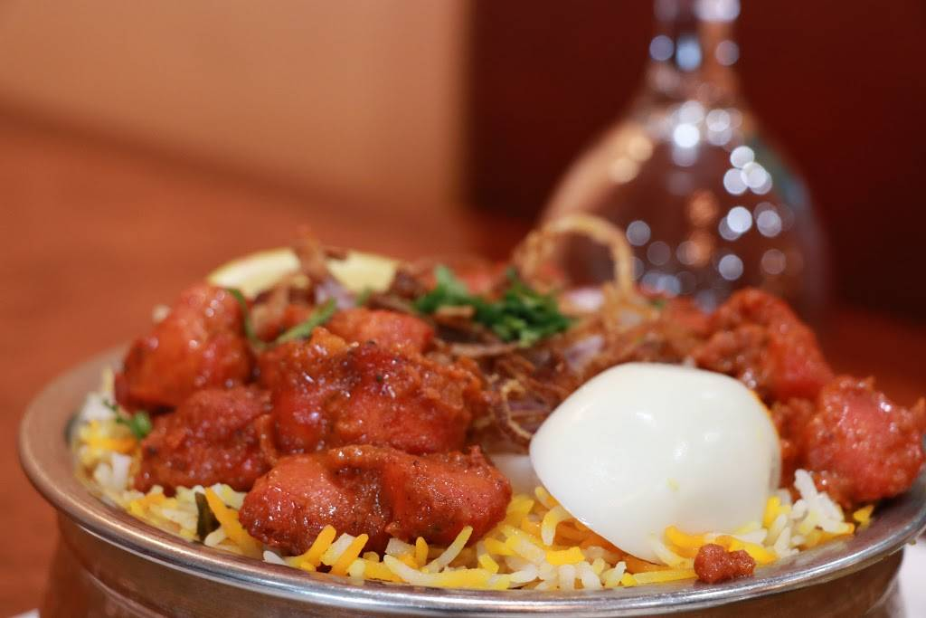 Bawarchi Biryani Point | restaurant | 761 NJ-33 #301, East Windsor, NJ 08520, USA | 6096302942 OR +1 609-630-2942