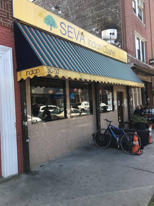Seva   restaurant   30-07 34th St, Astoria, NY 11103, USA   7186264440 OR +1 718-626-4440