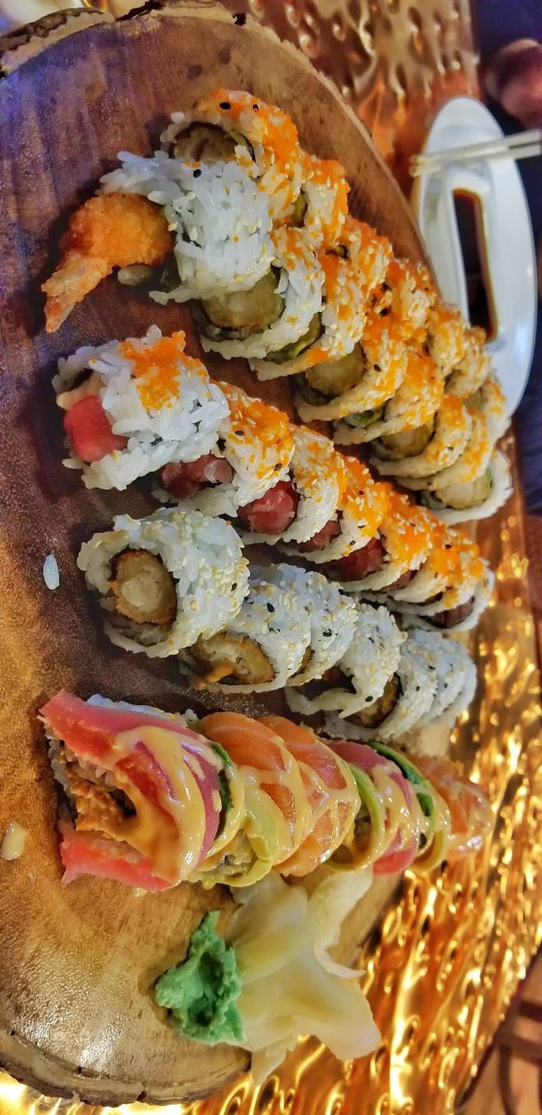Ocean Blue Asian Fusion, LLC   restaurant   2475 McMullen Booth Rd Ste M, Clearwater, FL 33759, USA   7277916640 OR +1 727-791-6640