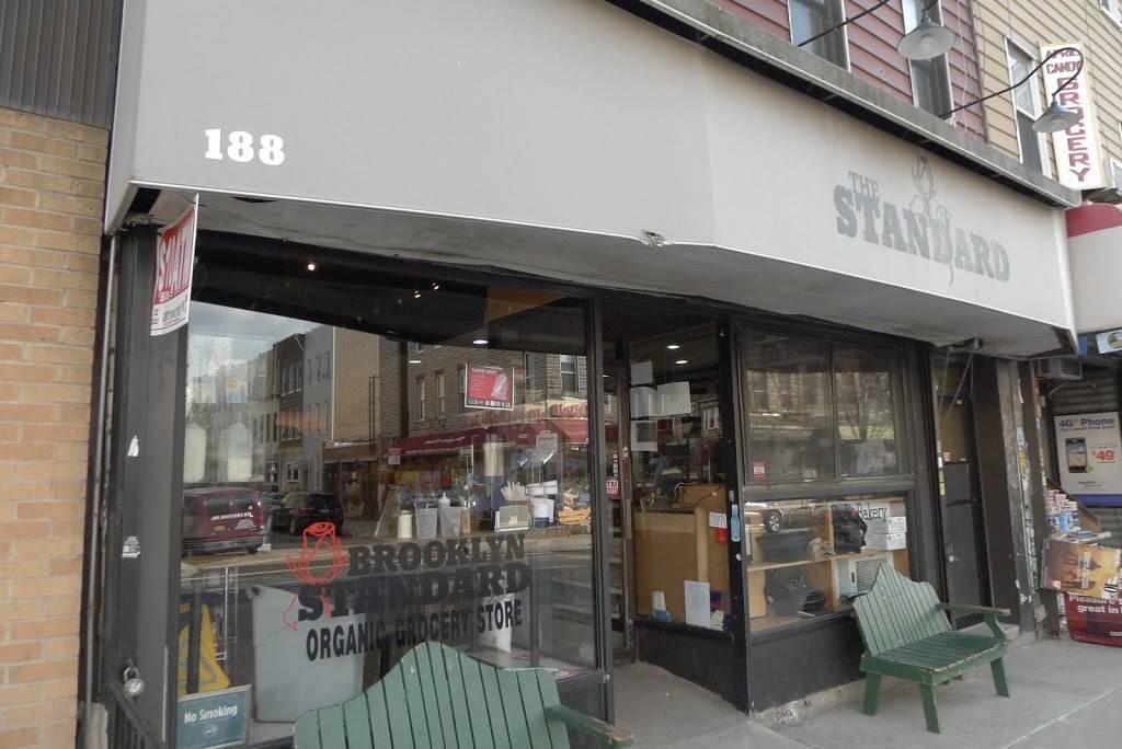 Brooklyn Standard Deli | cafe | 188 Nassau Ave, Brooklyn, NY 11222, USA | 7184722150 OR +1 718-472-2150