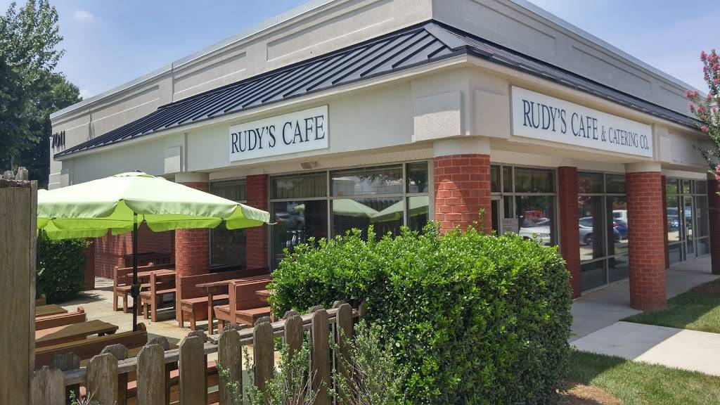 Rudys Cafe & Catering Co | restaurant | 7011 Albert Pick Rd a, Greensboro, NC 27409, USA | 3366650007 OR +1 336-665-0007