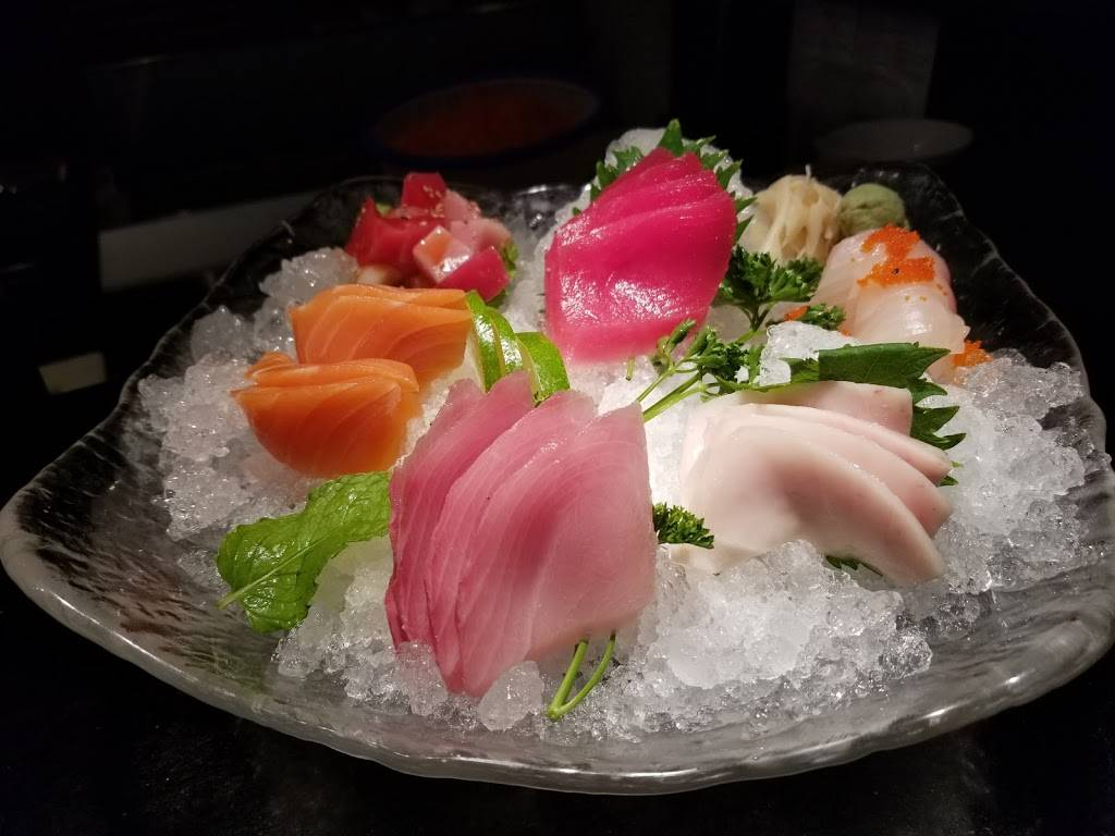 Bonsai Thai Sushi Restaurant 14240 Sw 8th St Miami Fl 33184 Usa