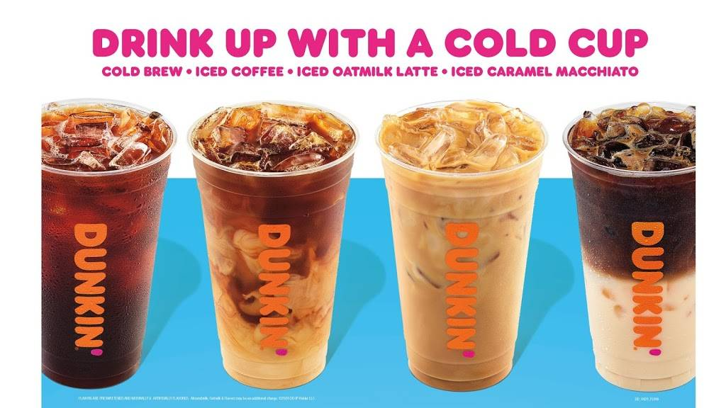Dunkin | bakery | 2512 Blackmon Dr, Decatur, GA 30033, USA | 6782633339 OR +1 678-263-3339