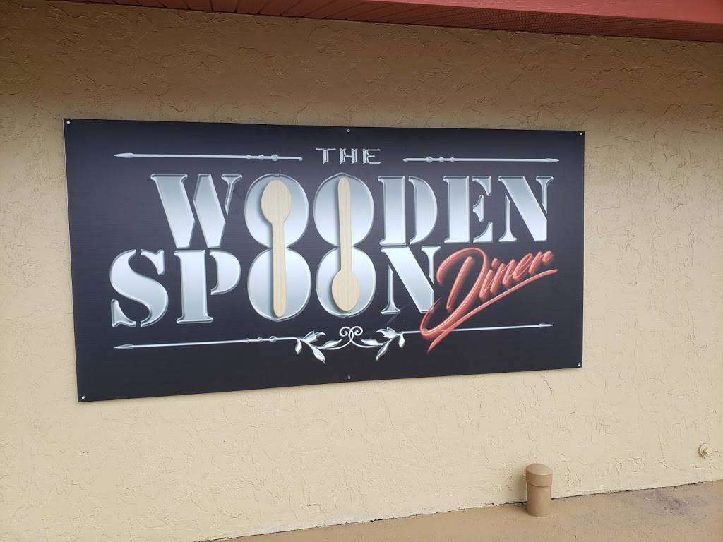 Wooden Spoon Diner Plant City | restaurant | 712 S Collins St, Plant City, FL 33563, USA | 8136528192 OR +1 813-652-8192