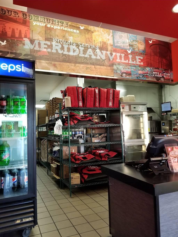 Pizza Hut | meal takeaway | 11818 N US Hwy 231, Meridianville, AL 35759, USA | 2568286068 OR +1 256-828-6068
