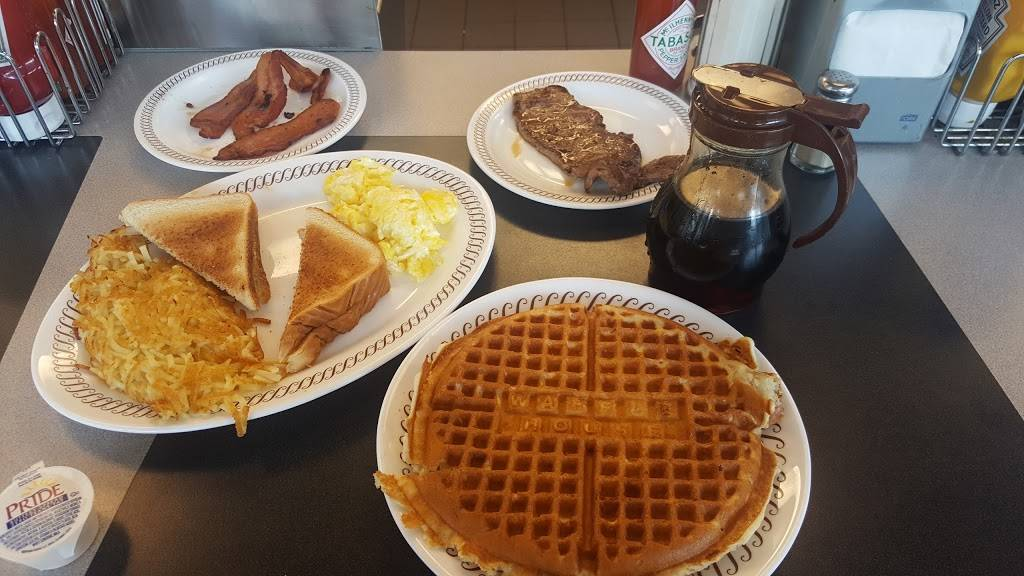 Waffle House | meal takeaway | 100 Piedmont Ave SE, Atlanta, GA 30303, USA | 4045840621 OR +1 404-584-0621