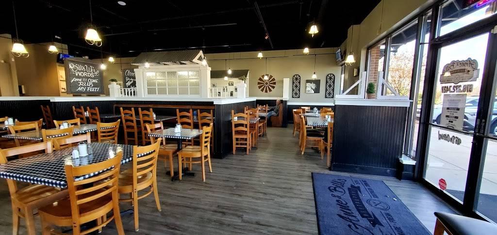 Anne Amp Bill S Restaurant 1605 Highway 20 West Mcdonough