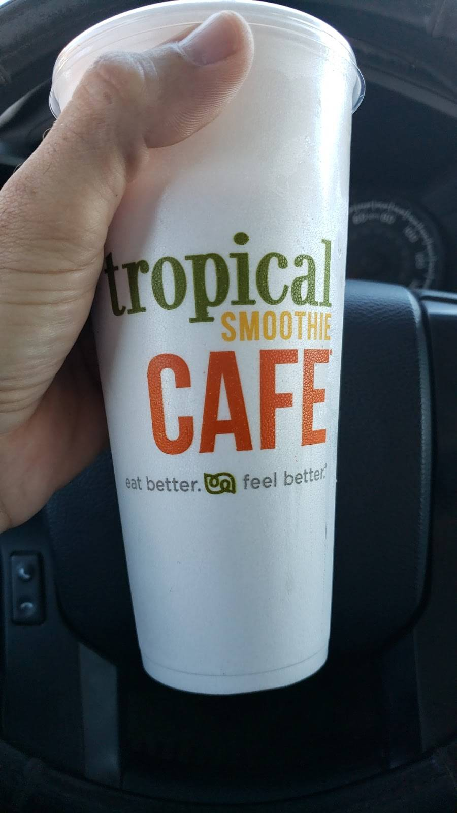 Tropical Smoothie Cafe | restaurant | 10628 SW Village Pkwy, Port St. Lucie, FL 34987, USA | 7723446960 OR +1 772-344-6960