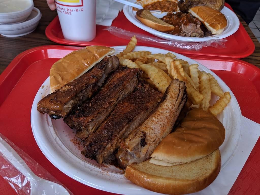 Tops Bar-B-Q - Restaurant   5391 Winchester Rd #4566 ...